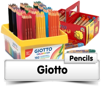 Giotto Pencils