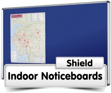 Shield Design Noticeboards