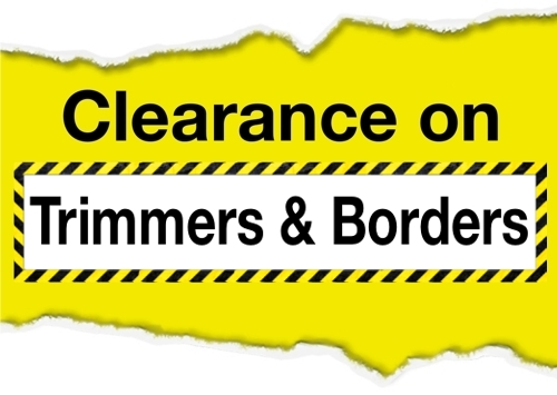 Display Trimmers & Borders