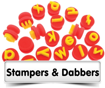 Paint Stampers & Dabbers