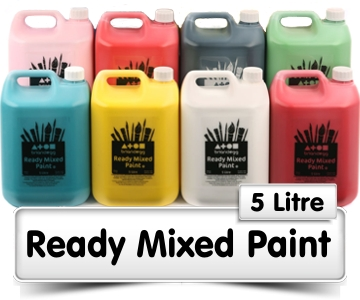 Ready Mixed Paint 5 Litre