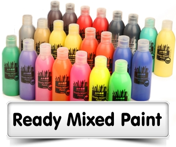 Ready Mixed Paint