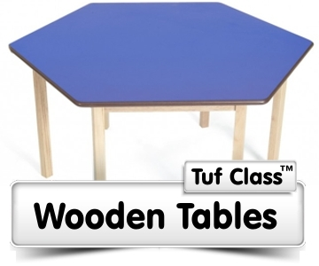 Tuf Class Wooden Tables