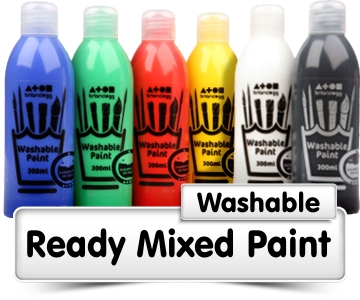 Washable Ready Mixed Paint