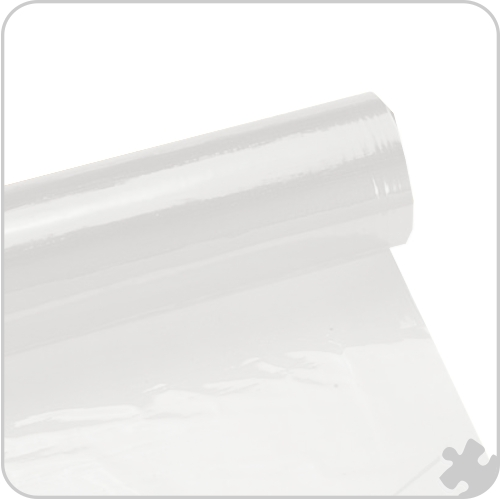 Clear Cellophane Roll