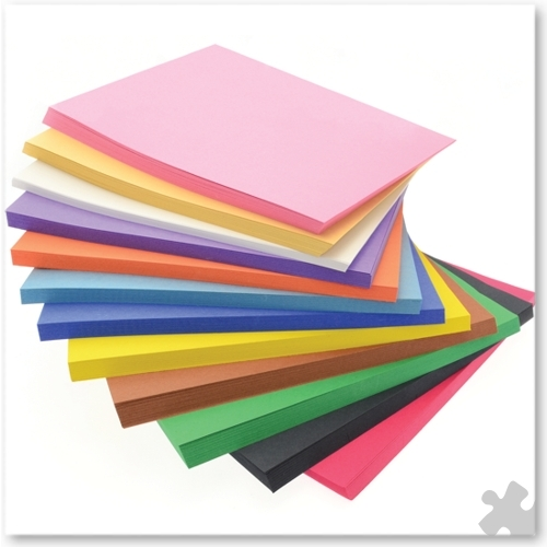 Construction Paper Bumper Value Block