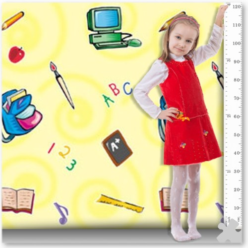 School Tools Fadeless Designs Display Paper, 3.6m roll