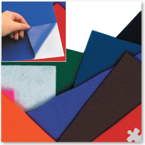 Felt Sheets, Peel & Stick