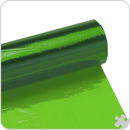 Green Cellophane Roll