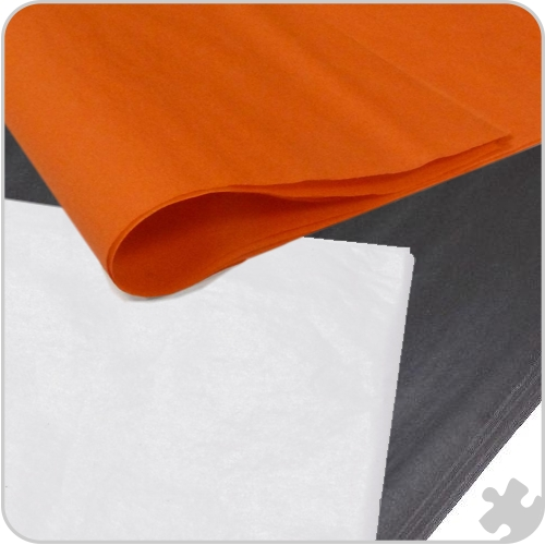 Halloween Tissue Paper, 10 sheets