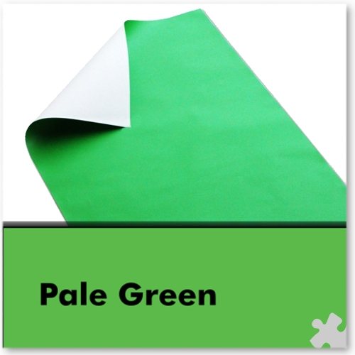 Pale Green Poster Paper Sheets