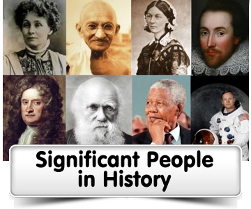 Significant People in History