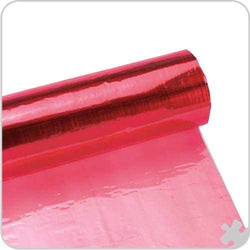Pink Cellophane Roll