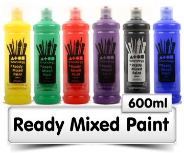 Ready Mixed Paint 600ml