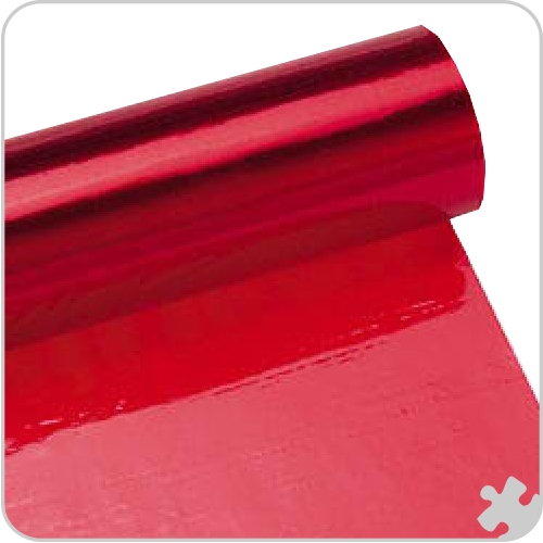 Red Cellophane Roll