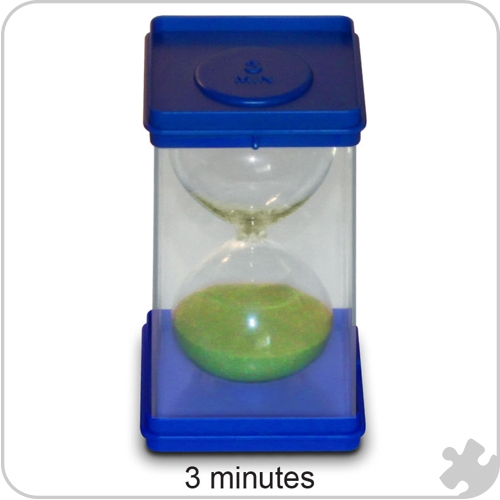 Giant Sand Timer, 3 minutes