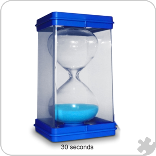 Giant Sand Timer, 30 seconds
