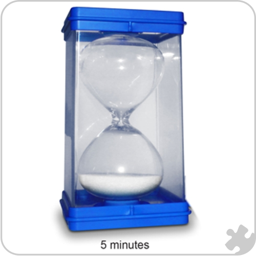 Giant Sand Timer, 5 minutes