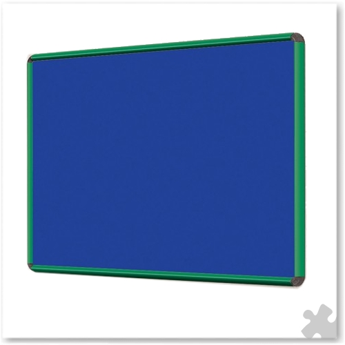 90 x 120cm Shield Design Noticeboard