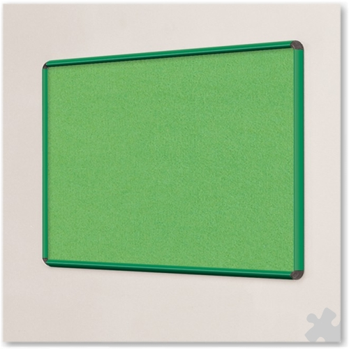 60 x 90cm Shield Design Noticeboard