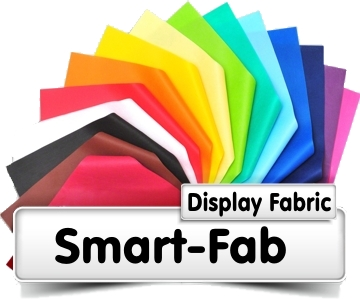 Smart-Fab Display Fabric