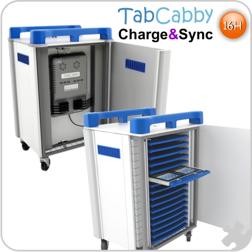 Tabcabby Charge & Sync for ipad & tablet computers