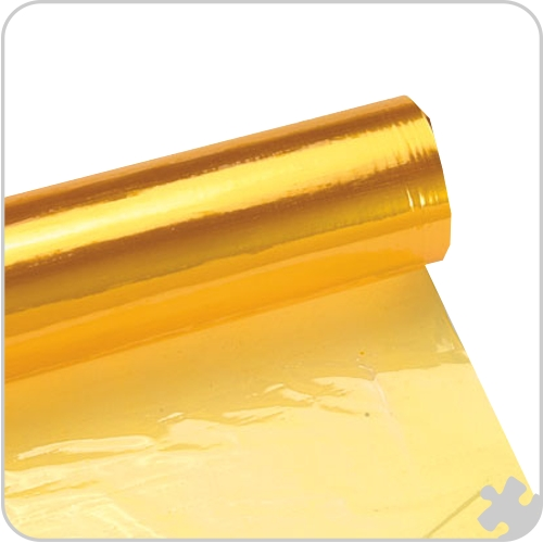 Yellow Cellophane Roll